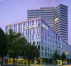 Photo of Scandic Hamburg Emporio